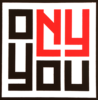 Only You design par Dagmar Dudinsky