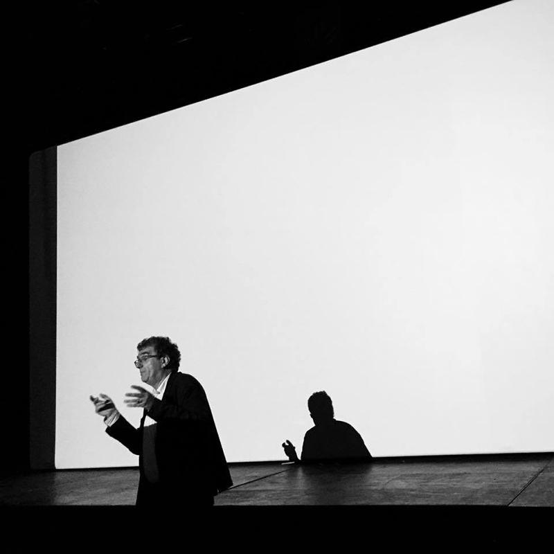 Jean David Lefebvre à l'Institut Français de Casablanca